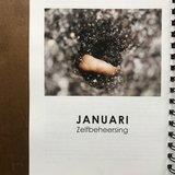 Zaai-agenda voorblad januari